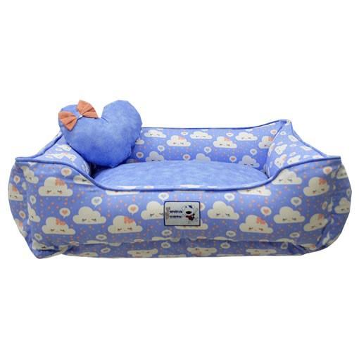 Cama Ariel Emporium Distripet Azul