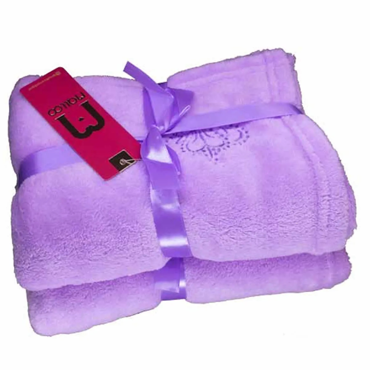 Cobertor para Cachorro e Gato de Microfibra Malloo Lilás