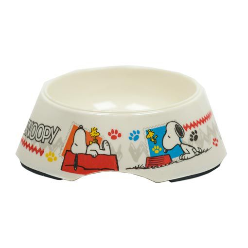 Comedouro para Cachorro Melanina Snoopy Mel 100 Zooz Pets