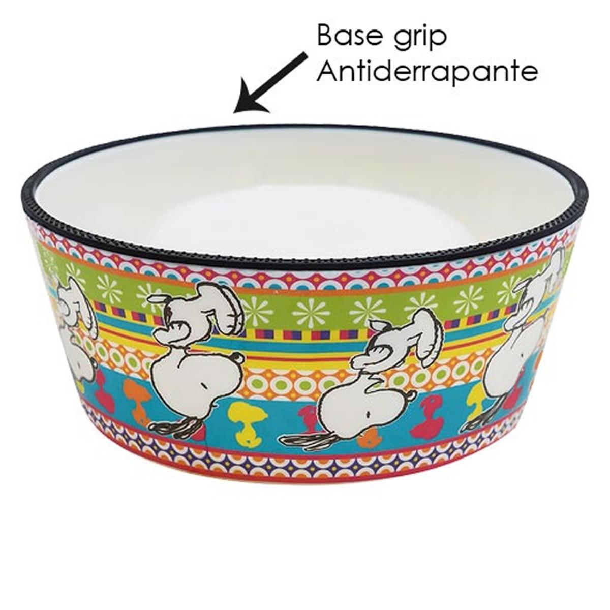 Comedouro para Cachorro Melanina Snoopy Unix Zooz Pets