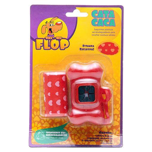 Conjunto Cata Caca Flip Flop Petix Vermelho