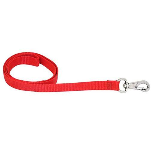 Guia para Cachorro de Cadarço São Pet Vermelha