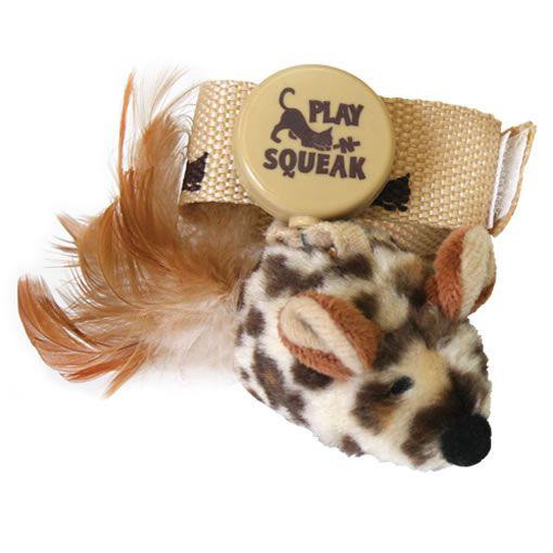 Pulseira Mouse Play N Squeak