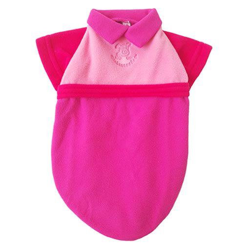 Roupa para Cachorro Moleton Pickorruchos Soft Barbie Rosa