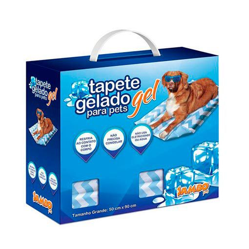 Tapete Gelado Jambo New Cool Strip