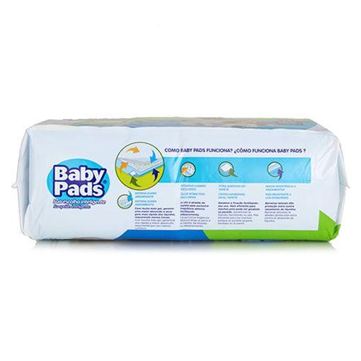 Tapete Higiênico Baby Pads Petix