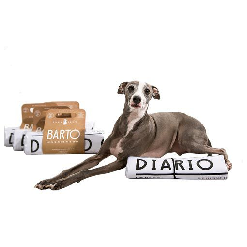 Tapete Higiênico Lavável e Sustentável Diário Canino