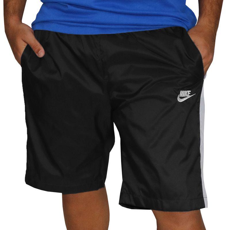 Bermuda Nike Sportswear Track Preto