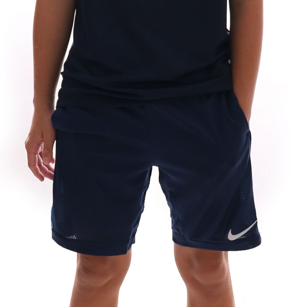 Bermuda Nike Trophy Infantil Azul