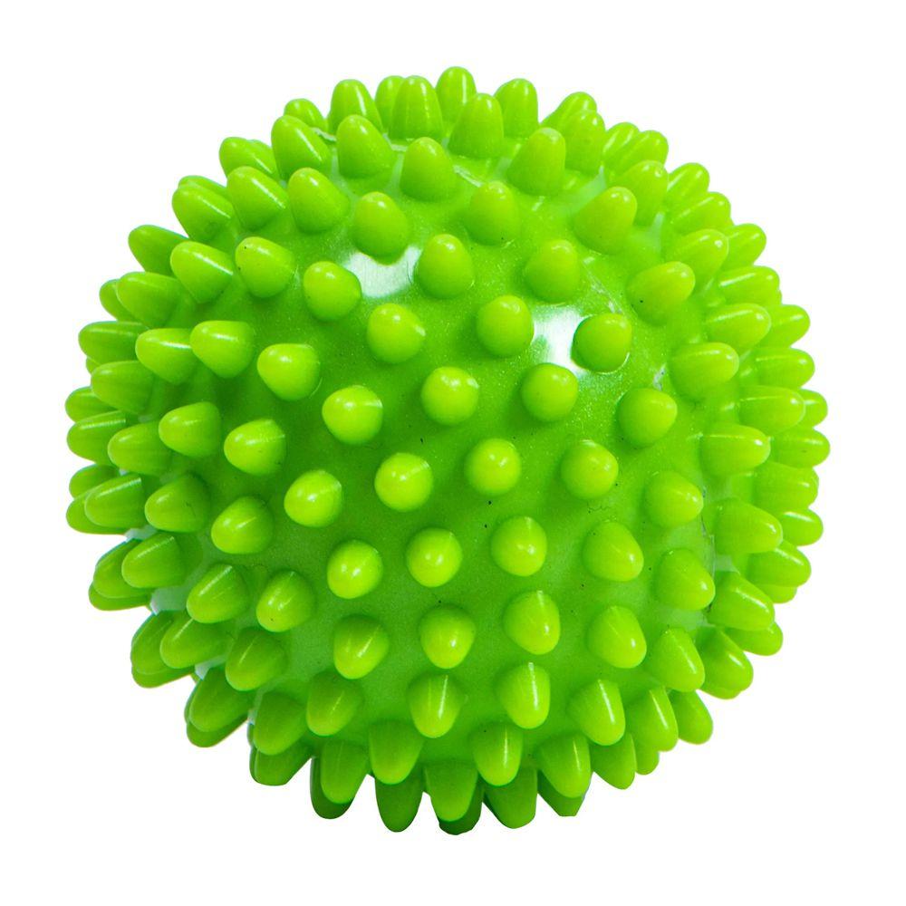 Bola De Massagem Poker 7cm Verde