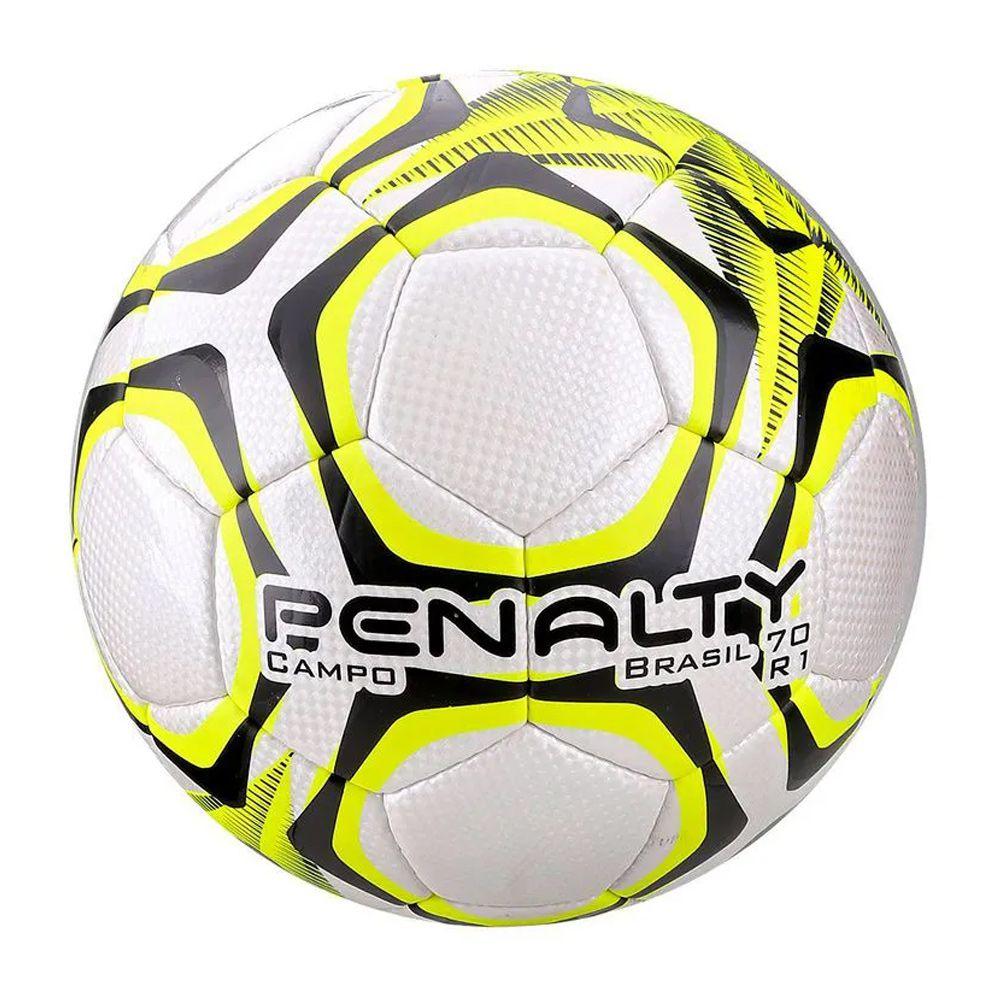 Bola Penalty Campo Brasil 70 R1 IX Amarela