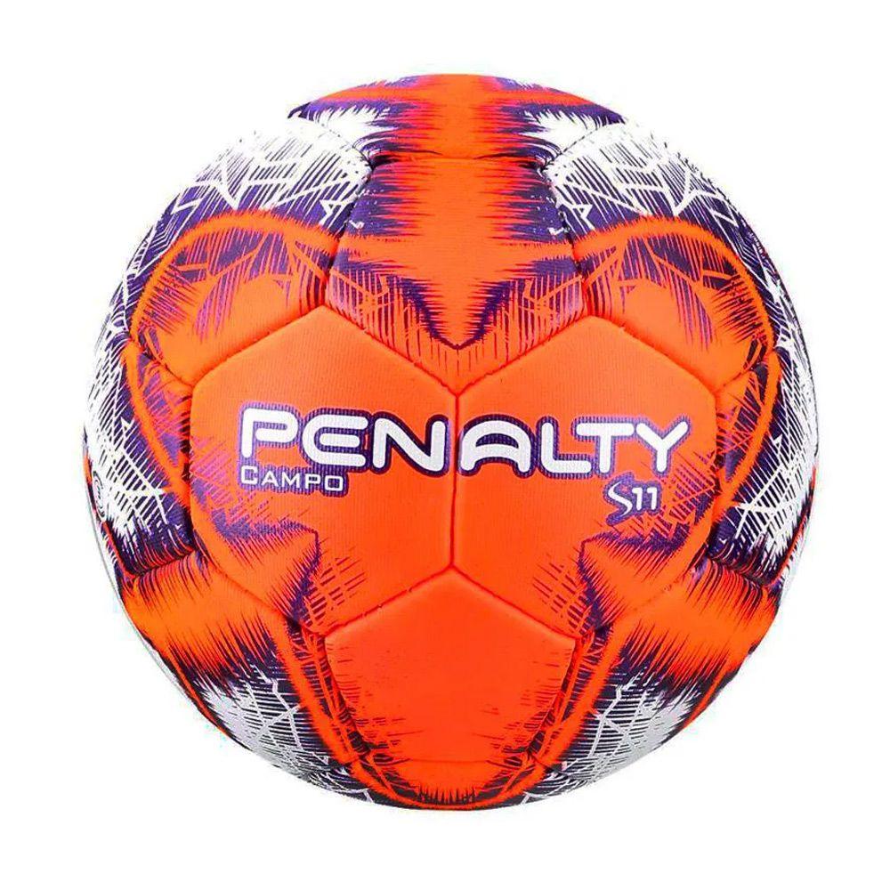 Bola Penalty Campo S11 R5 IX Laranja