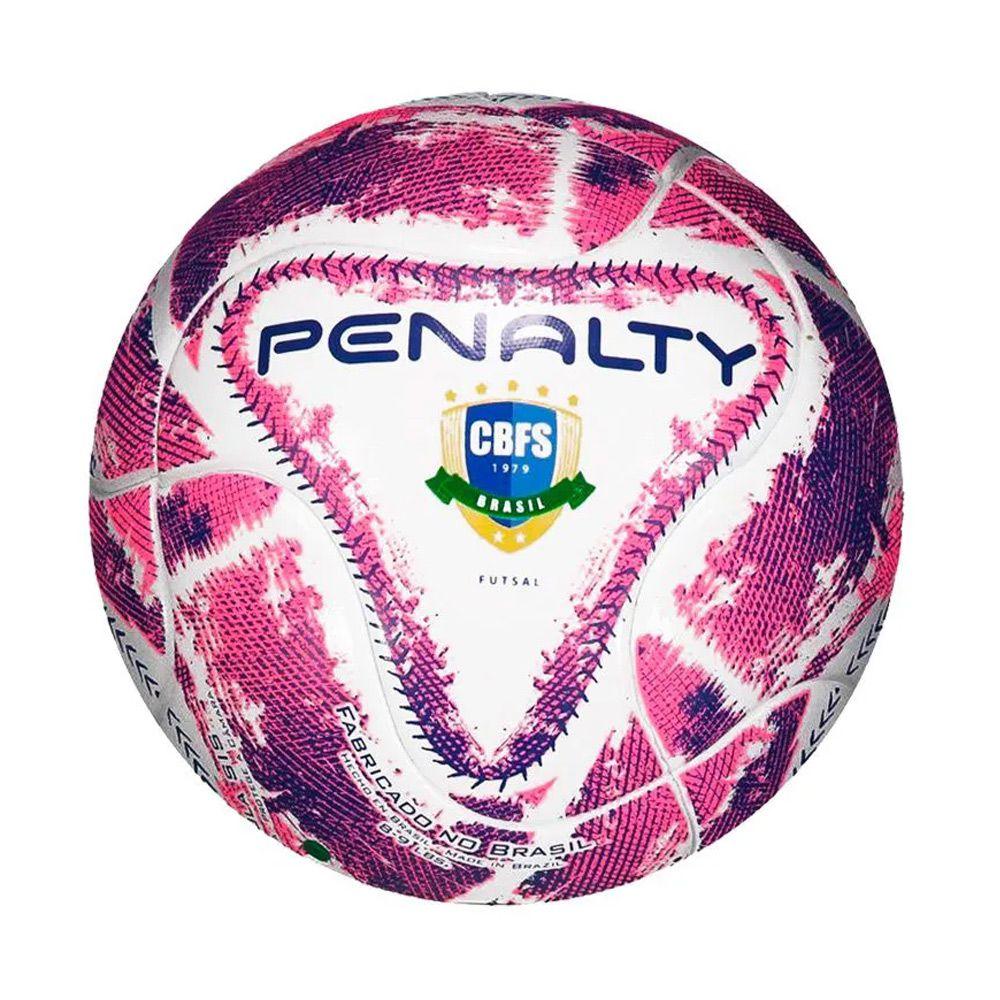 Bola Penalty Futsal Max 500 Termotec IX Rosa
