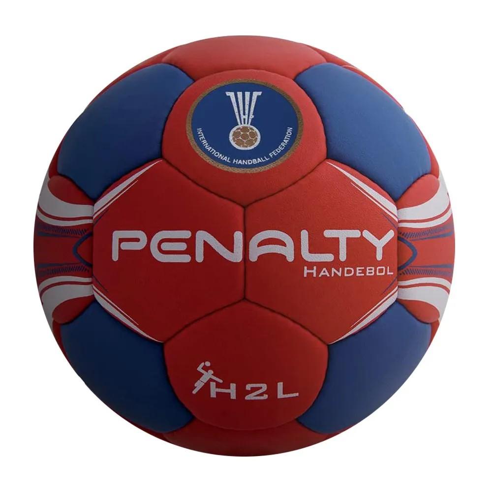 Bola Penalty Handebol Suécia H2L Pro C/c Iv Vermelho
