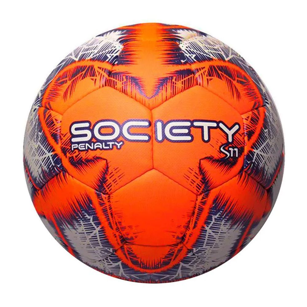 Bola Penalty Society S11 R5 IX Laranja