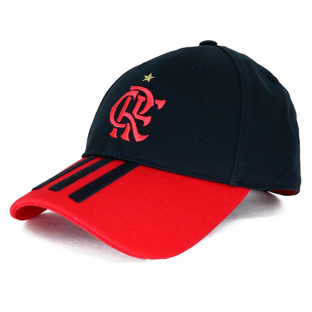 Boné Adidas Cr Flamengo