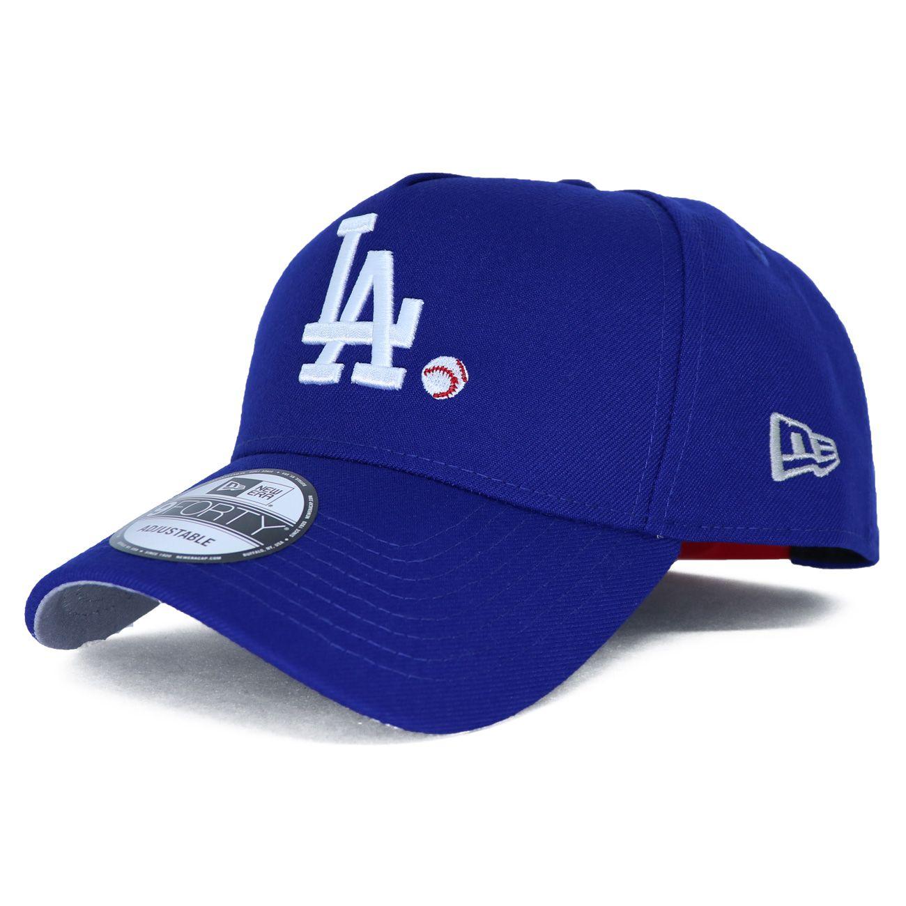 Boné New Era Mlb Los Angeles Dodgers League 90s