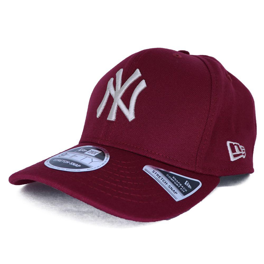 Bone New Era MLB New York Yankees 950 Vermelho