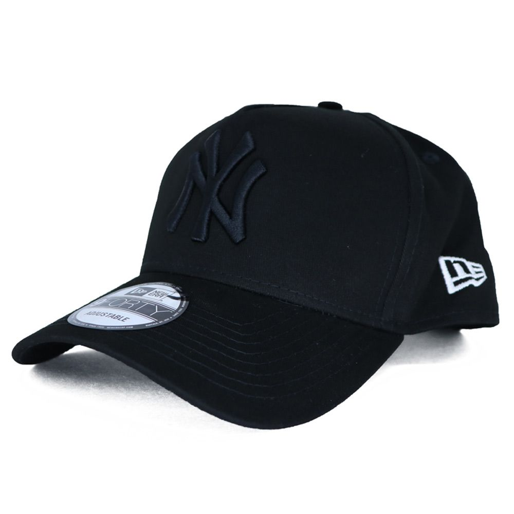 Boné New Era Mlb New York Yankees Basic 940 Black