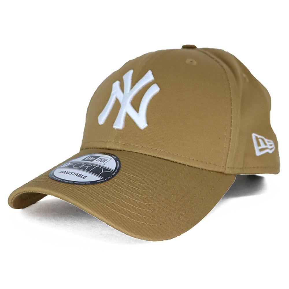 Boné New Era Mlb New York Yankees Basic 940 Kaki