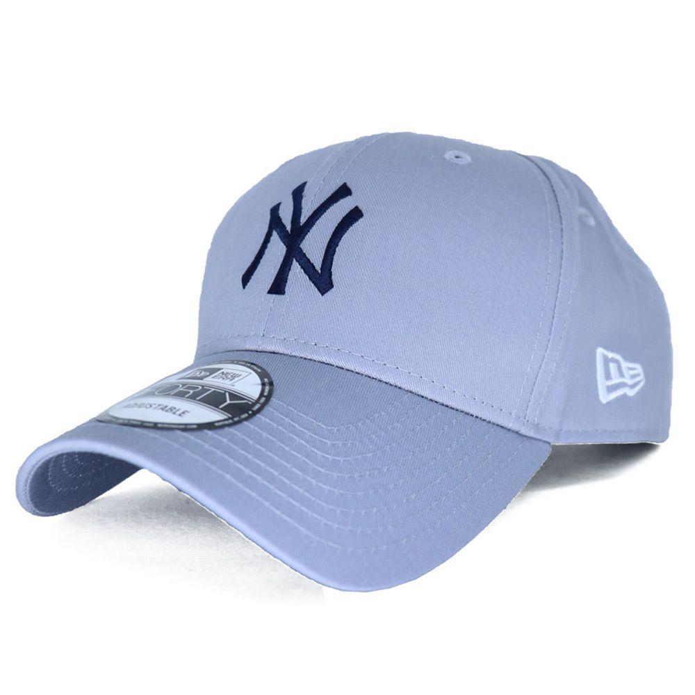 Boné New Era Mlb New York Yankees Basic Cinza