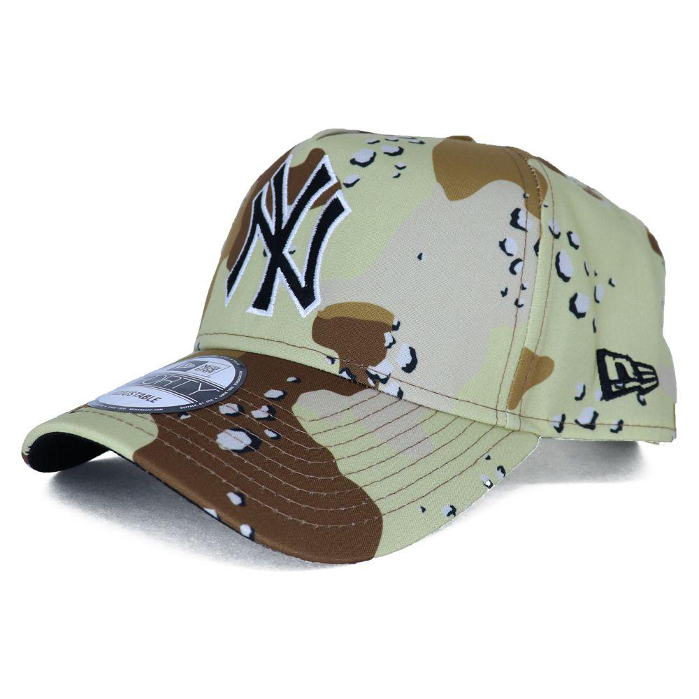 Bone New Era MLB New York Yankees Camuflado