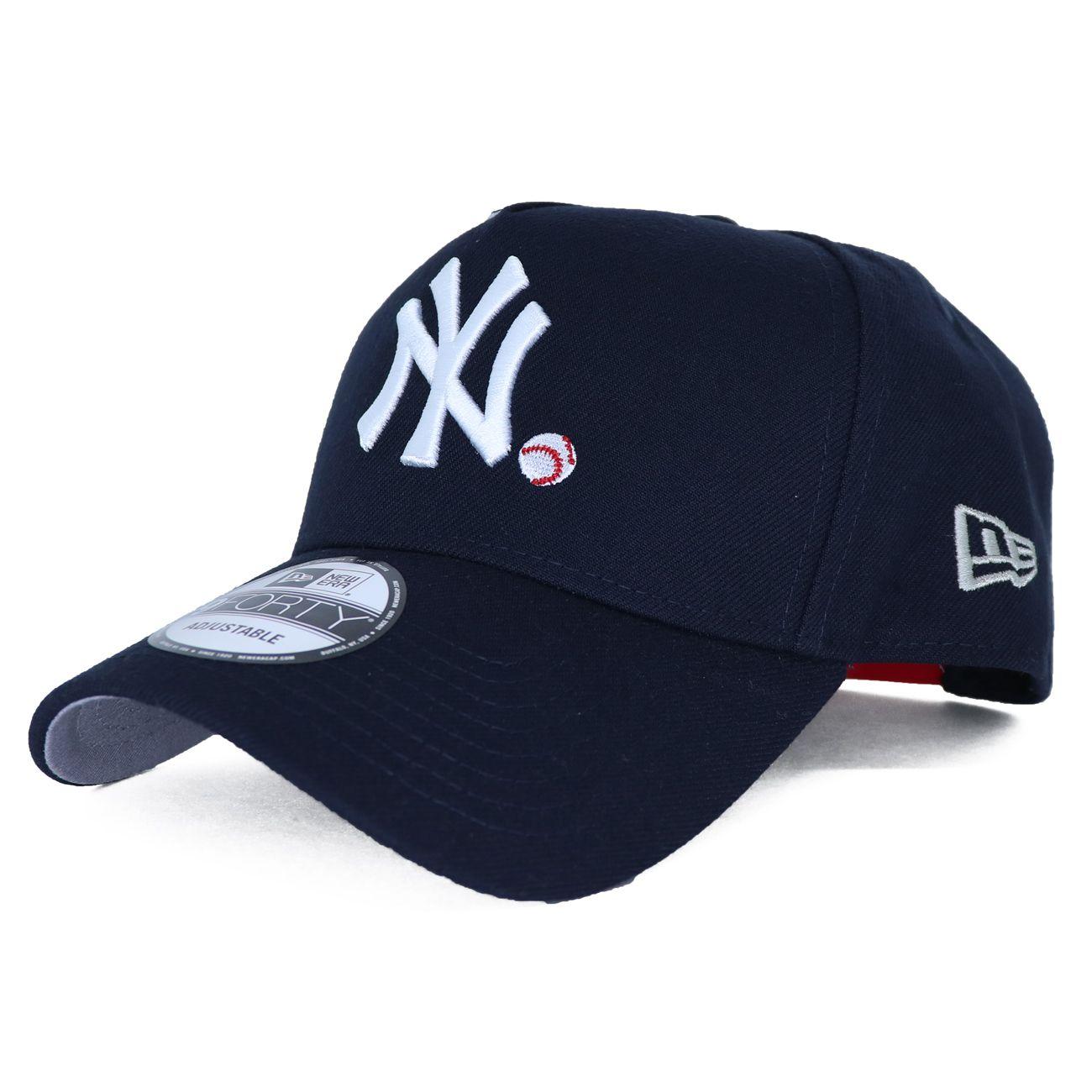 Boné New Era Mlb New York Yankees League 90s