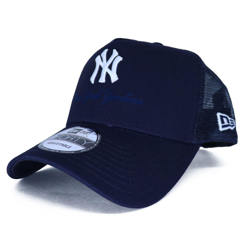 Bone New Era MLB New York Yankees Trucker Surton