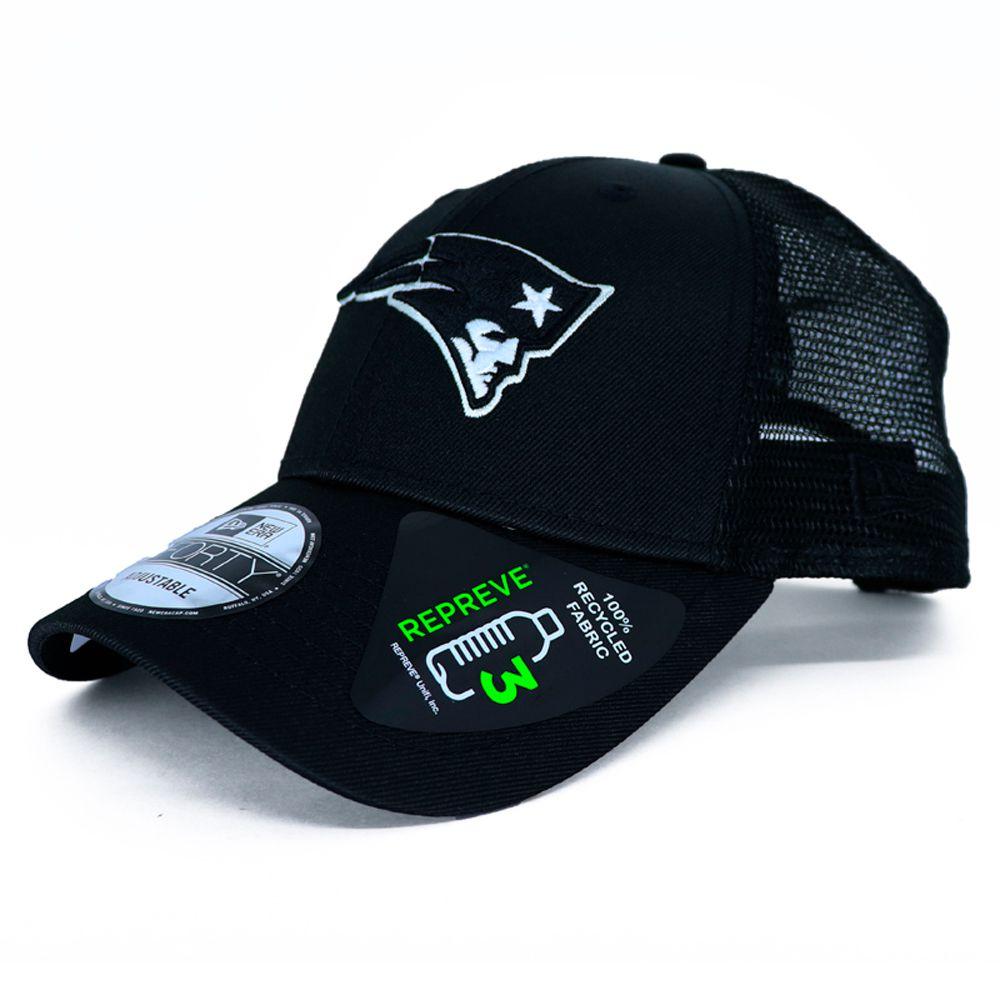 Boné New Era NFL New England Patriots 940 Trucker