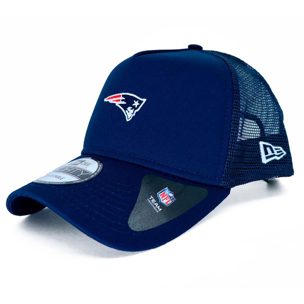 Boné New Era Nfl New England Patriots Mini Logo 940