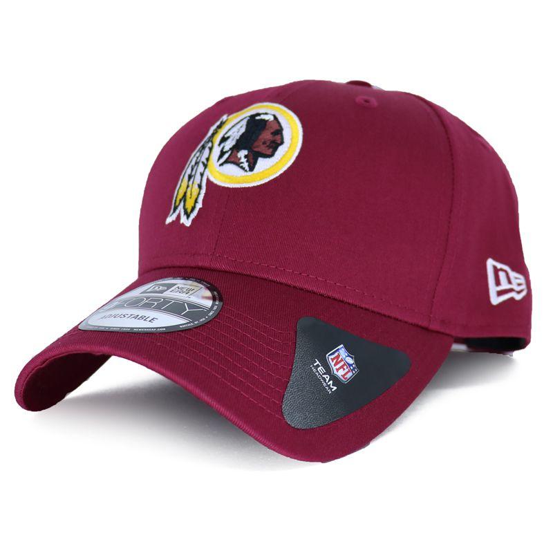 Boné New Era Nfl Washington Redskins Basic