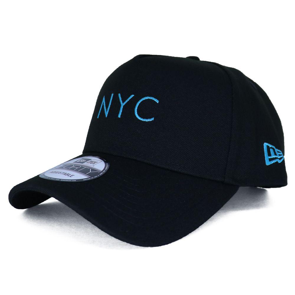 Boné New Era Simple Signature Fluor NYC