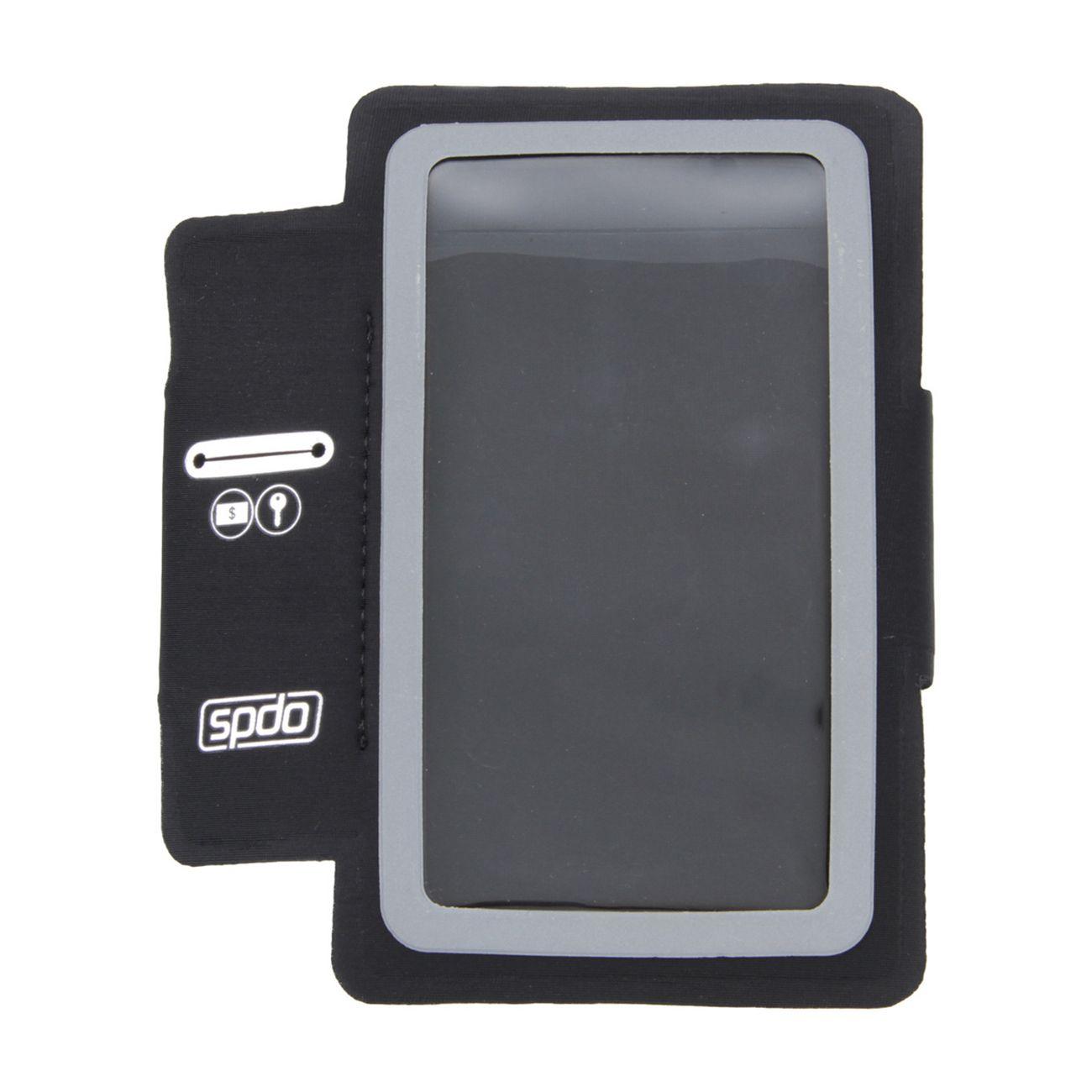 Porta Celular Speedo Slim Plus Fitness Preto