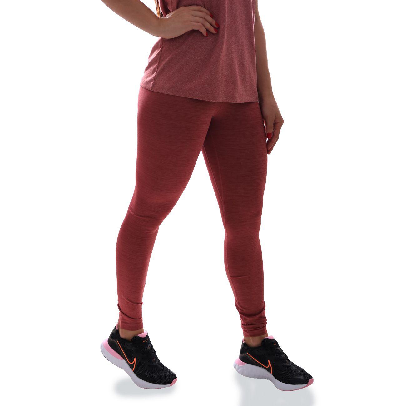 Calça Legging Nike One Rose