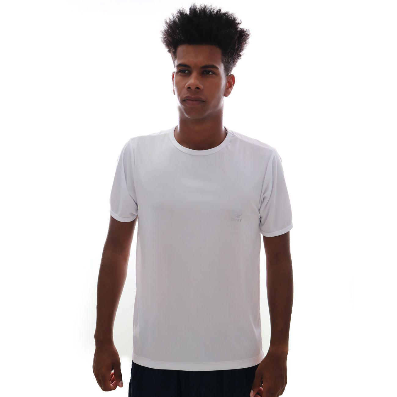 Camisa Dray Basic Branco