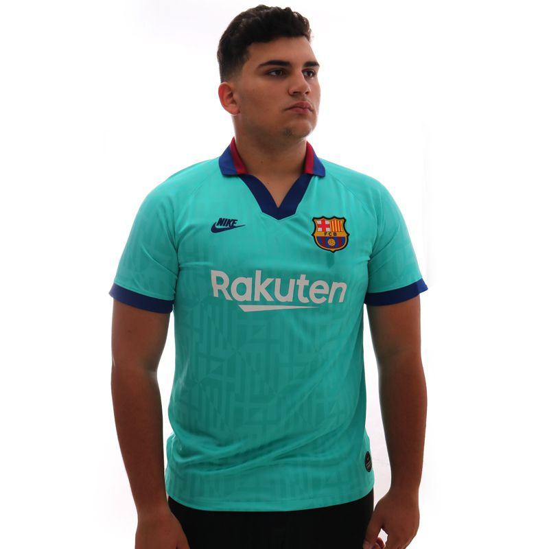 Camisa Nike Barcelona Third 2020