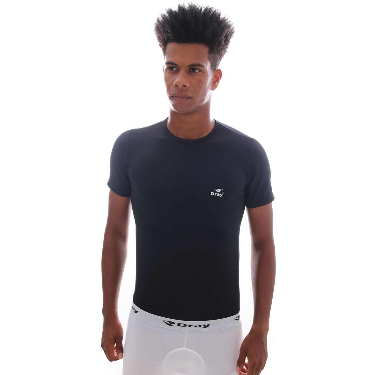 Camisa Térmica Dray Mc Preto