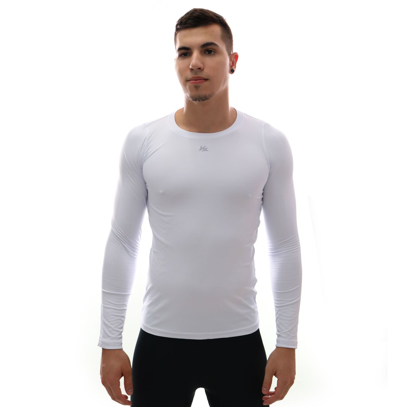 Camisa Térmica Kanxa Segunda Pele M/L Branco