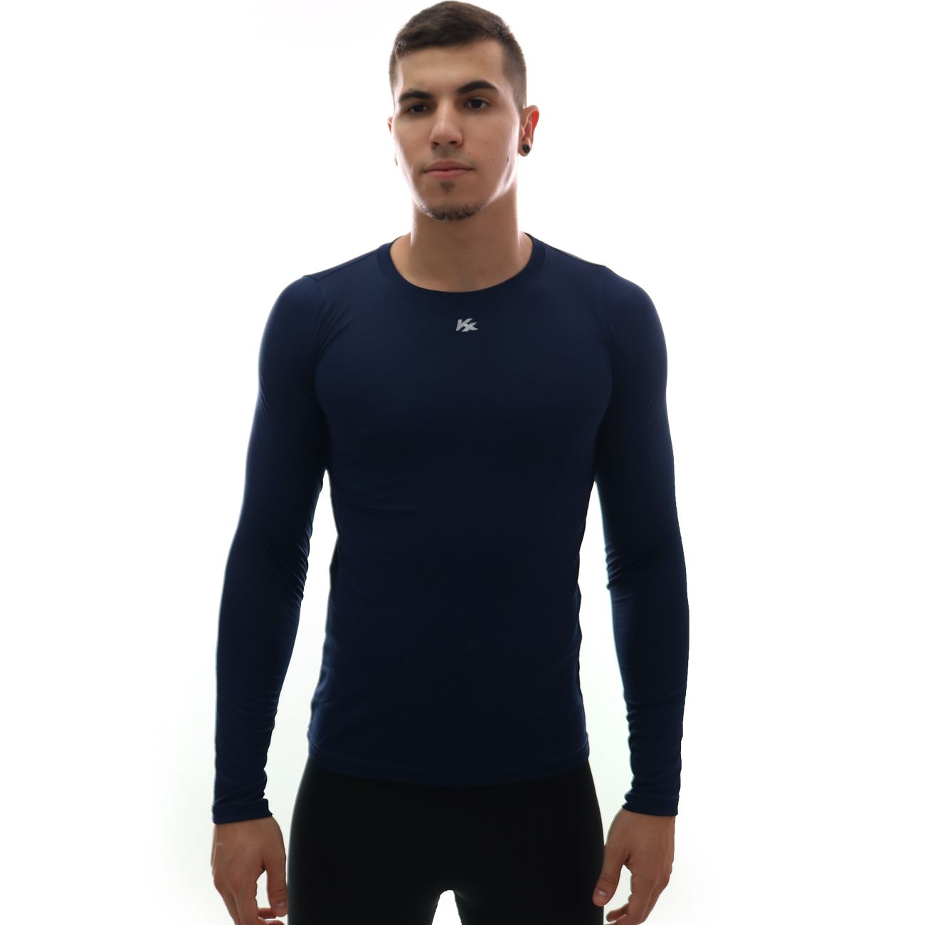 Camisa Térmica Kanxa Segunda Pele M/L Marinho