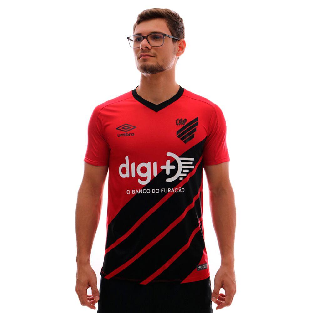 Camisa Umbro Athletico Paranaense I 2019