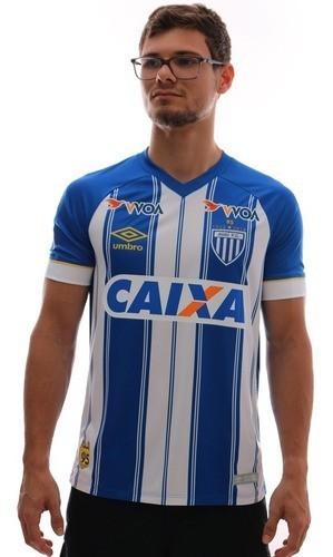 Camisa Umbro Avaí I 2018