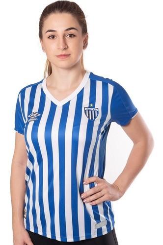 Camisa Umbro Avaí I 2019 Feminina