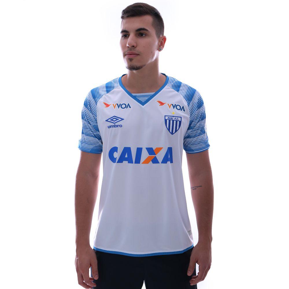 Camisa Umbro Avaí II 2017 N 10