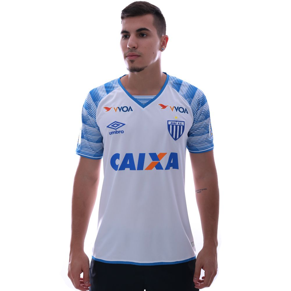 Camisa Umbro Avaí II 2017 S/N