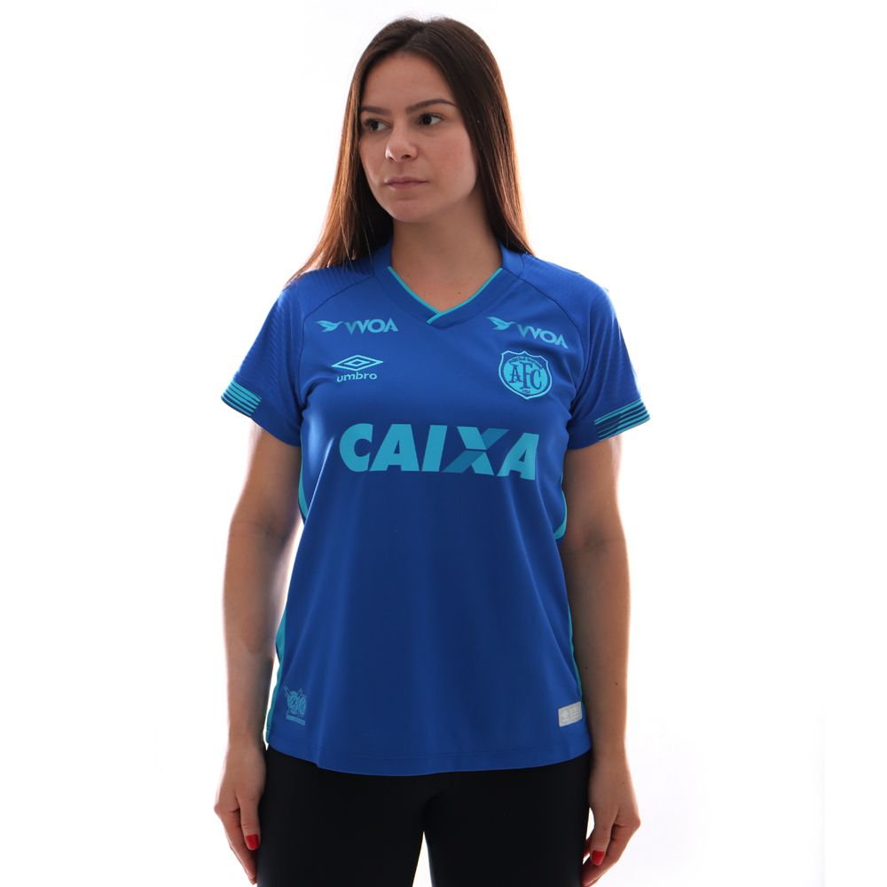 Camisa Umbro Avaí III 2017/18 Feminina