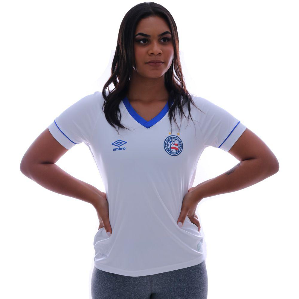 Camisa Umbro Bahia II 2018 SK-1 Feminina
