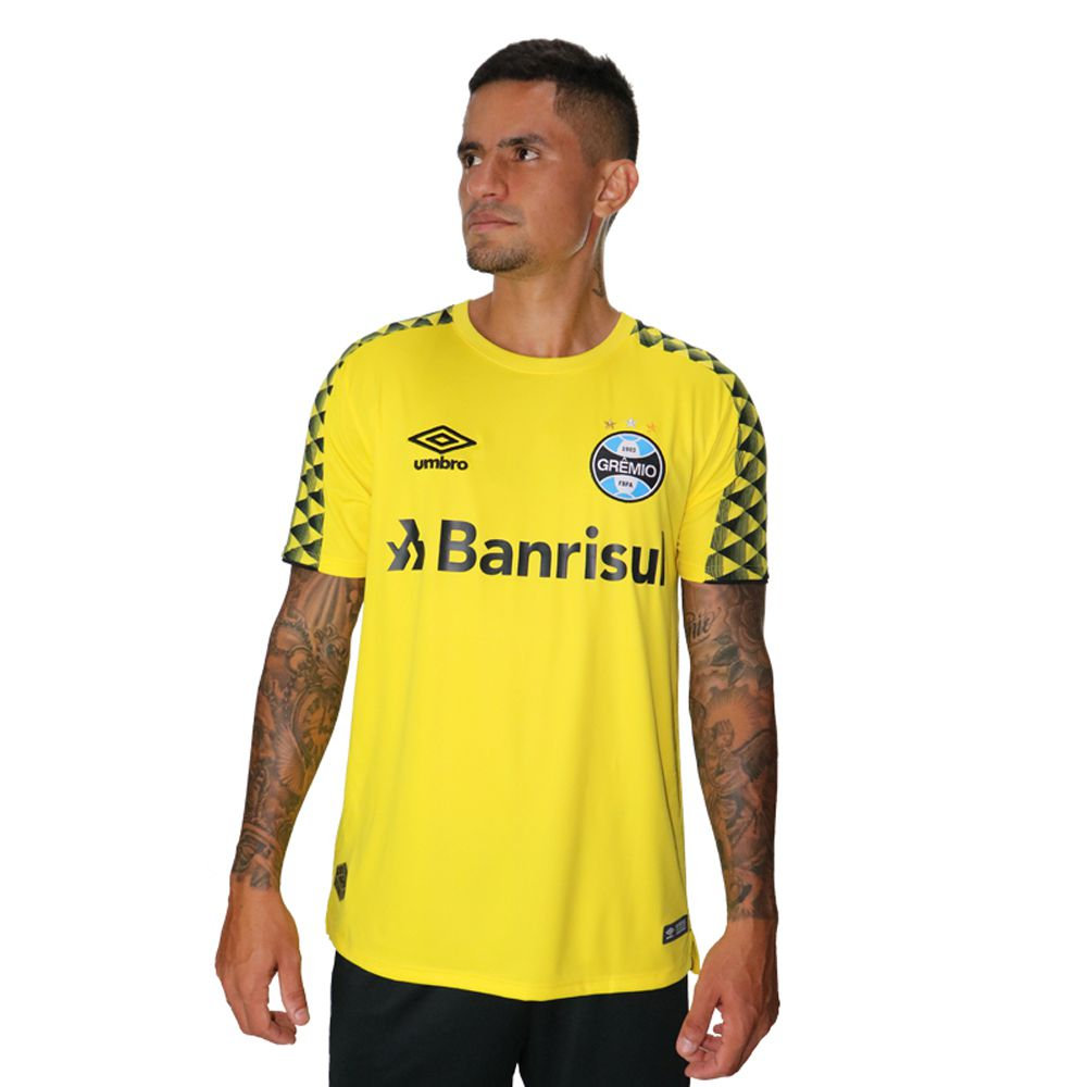 Camisa Umbro Gremio Goleiro 2019