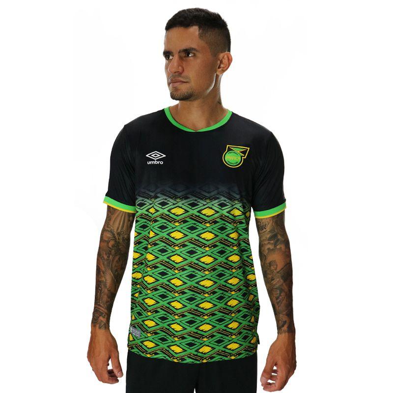 Camisa Umbro Jamaica Away 2019