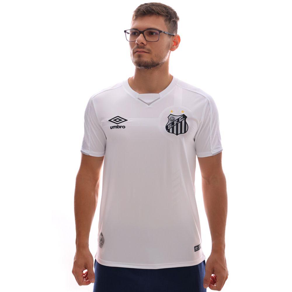 Camisa Umbro Santos I 2019