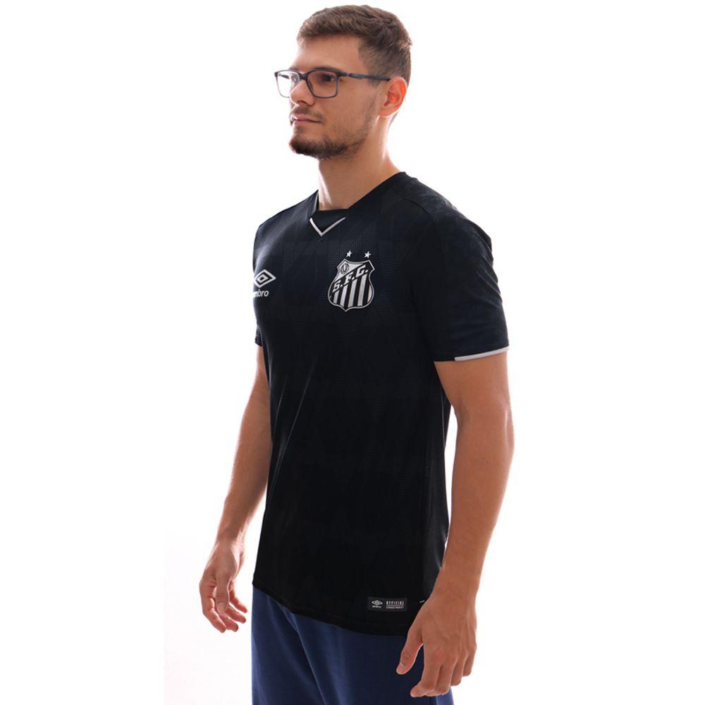 Camisa Umbro Santos III 2019
